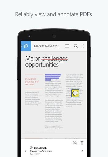 Adobe Acrobat Reader APK Download for Android