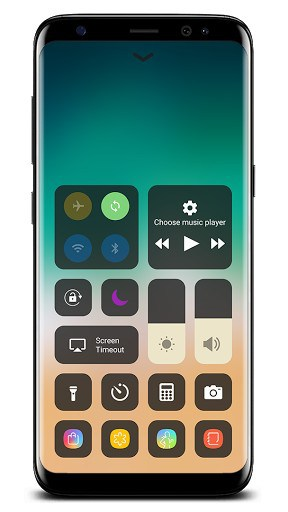 Download Control Center IOS 11 | APK Download for Android