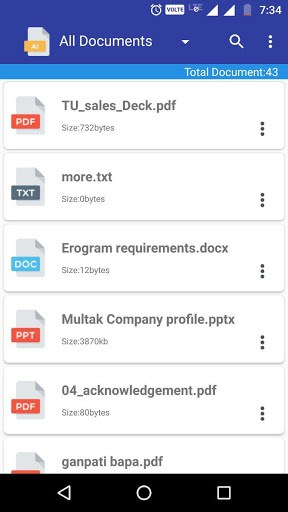 Document Manager & Viewer | APK Download for Android