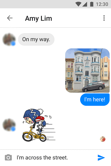 descargar messenger lite para android 2.3.4