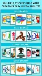 poster maker flyer designer ads page designer apk download for android