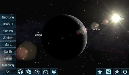 solar walk 2 spacecraft apk