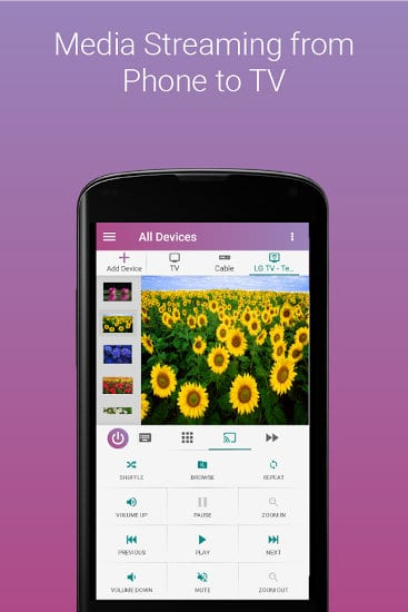 SURE Universal Smart TV Remote | APK Download for Android