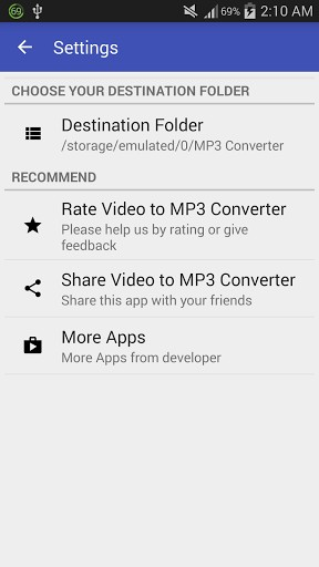 Download Video to MP3 Converter | APK Download for Android