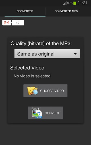 Video to Mp3 Converter | APK Download for Android