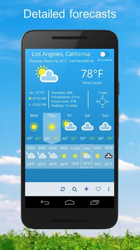 Download Weather 2 weeks for free | APK Download for Android