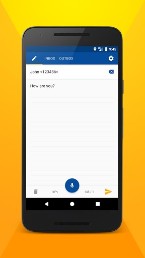Write SMS by voice APK for android | APK Download For Android