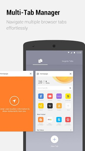 APUS Browser - Fast Download APK Download for Android