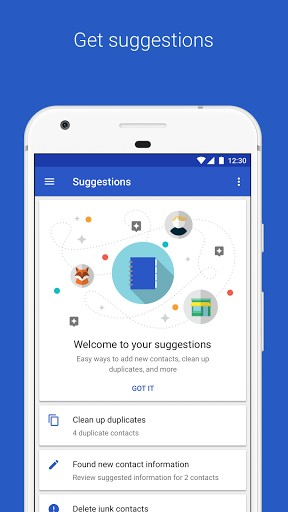 Google Contacts Sync Application | APK Download for Android