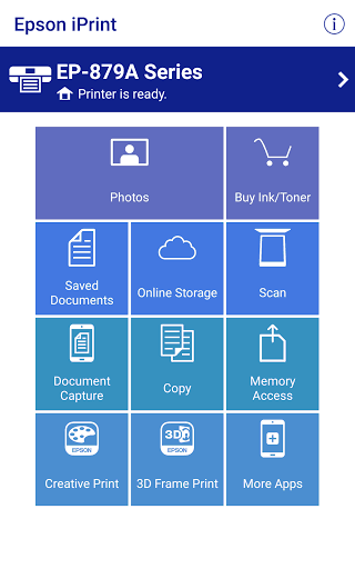 Epson iPrint APK for android | APK Download For Android