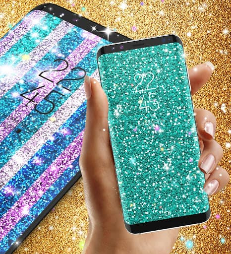 Glitter Live Wallpaper Apk Download For Android