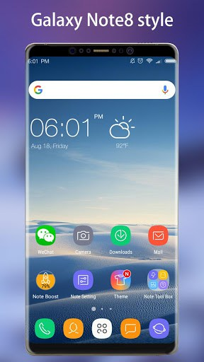 samsung launcher download for android