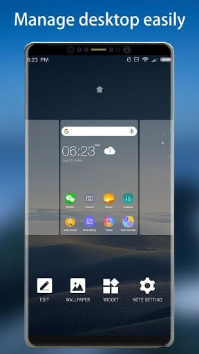 Note 8 Launcher - Galaxy Note8 launcher APK Download for Android