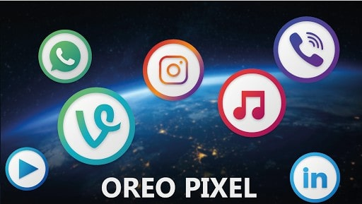 OREO 8 - Icon Pack APK for android | APK Download for Android