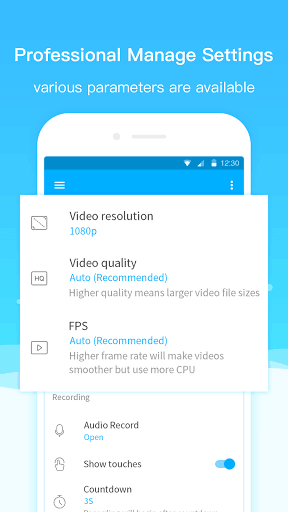 Super Screen Recorder APK for android | APK Download for Android