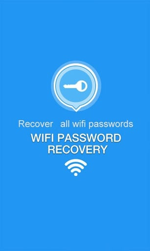 Wifi Password Recovery APK Download for Android