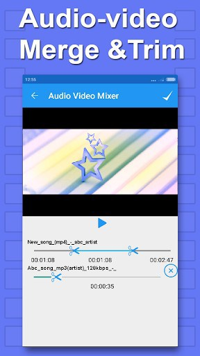 Audio Video Mixer Video Cutter APK Download for Android