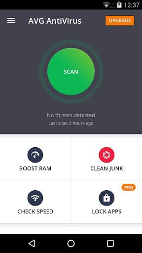 AVG AntiVirus FREE for Android Security | APK Download For Android