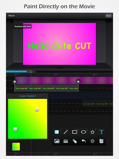 Cute CUT - Video Editor & Movie Maker APK Download for Android