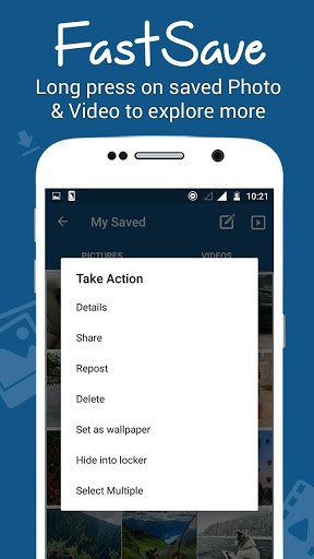 FastSave for Instagram | APK Download for Android