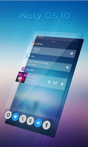 iNoty OS 11 app for android   APK Download for Android