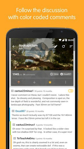 Now for Reddit app for android | APK Download for Android