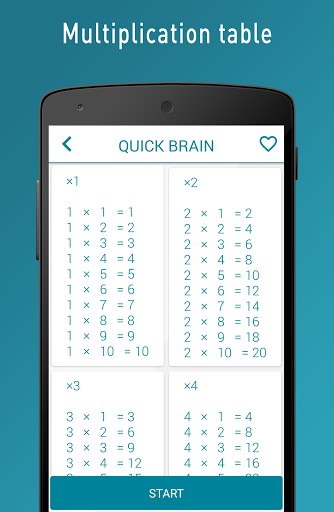 Quick Brain - Exercises for the brain APK Download for Android