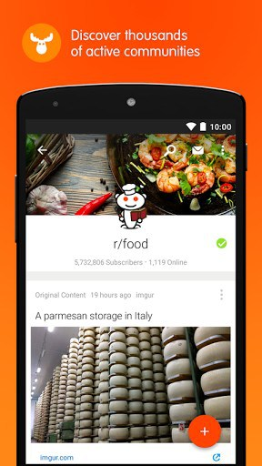 Reddit: Top Trending Content APK Download for Android