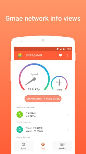 Swift Gamer - Game Boost,Speed APK Download for Android