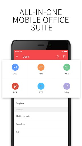 WPS Office - Word, Docs, PDF, Slide & Sheet | APK Download for Android