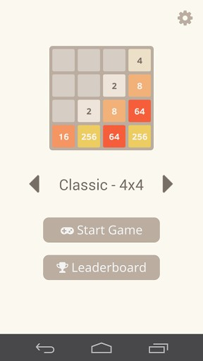 2048 App for free   APK Download for Android
