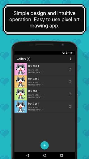 8bit Painter - Super simple pixel art | APK Download for Android