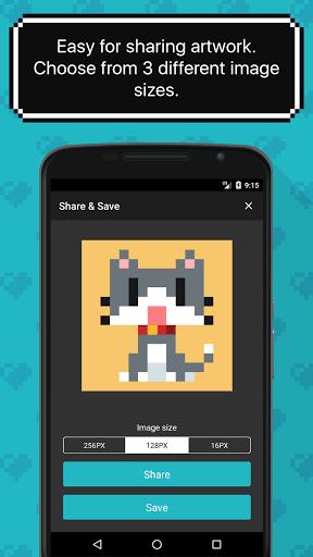 8bit Painter - Super simple pixel art   APK Download for Android