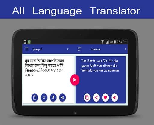 All Language Translator Free | APK Download for Android
