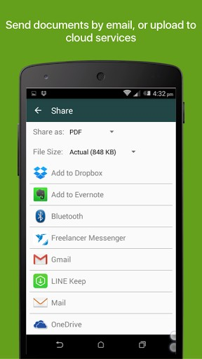 Clear Scanner : Free PDF Scans | APK Download for Android