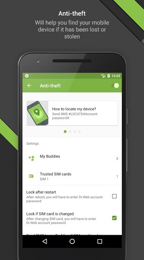 Dr Web Security Space | APK Download for Android