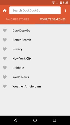 DuckDuckGo Search APK for android | APK Download for Android