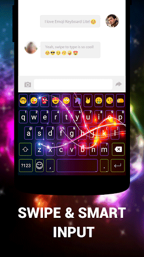 Download go keyboard lite emoji
