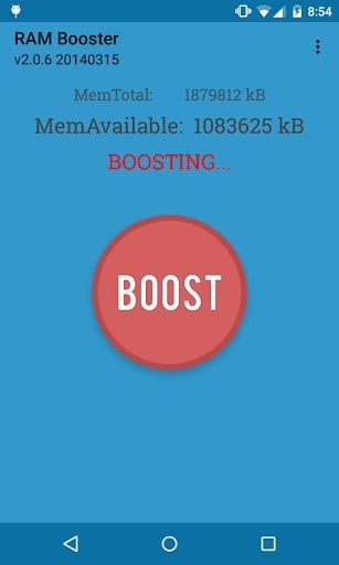RAM Booster APK for android | APK Download for Android