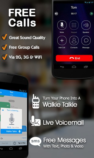 TalkU Free Calls +Free Texting | APK Download for Android