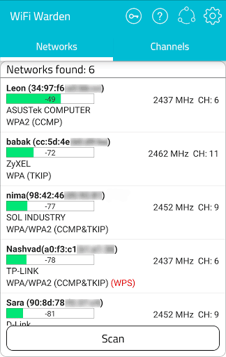 WiFi Warden ( WPS Connect ) | APK Download for Android