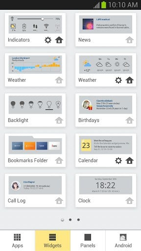 Yandex Shell (Launcher+Dialer) APK Download For Android