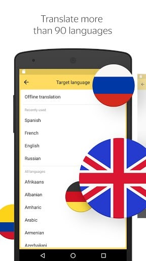 Yandex Translate For Free | APK Download for Android