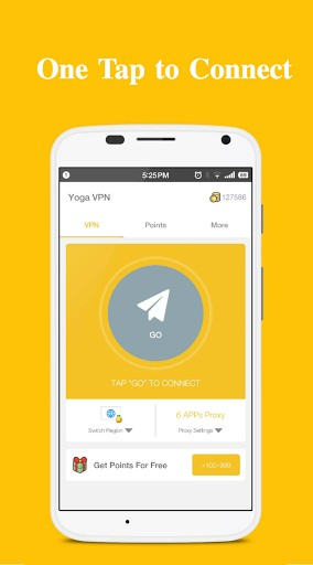 Yoga VPN - Free Unlimited & Secure Proxy | APK Download for