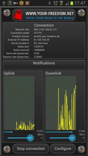 Your Freedom VPN Client | APK Download for Android