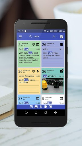 Download Daily Notes for free | APK Download for Android