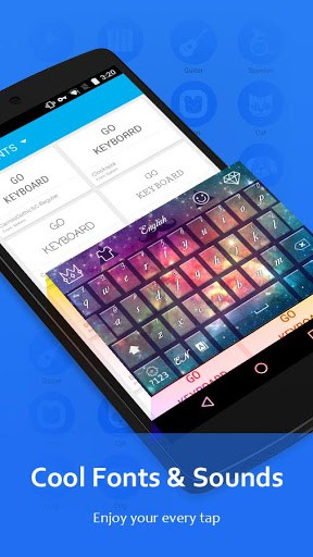 GO Keyboard - Cute Emojis, Themes and GIFs   APK Download For Android