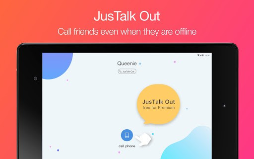 JusTalk Free Video & Voice call APK Download for Android