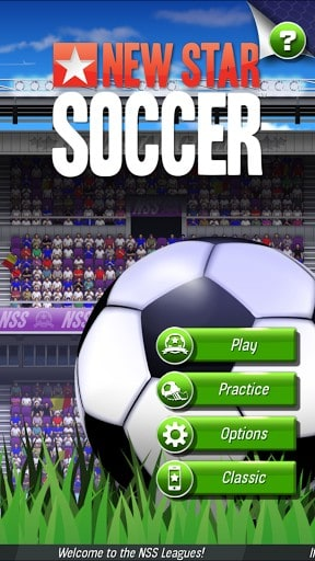 Download New Star Soccer for free | APK Download for Android