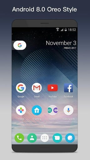 android p launcher apk free download